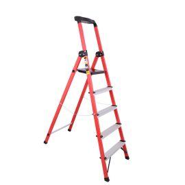نردبان 5 پله آلوم راد مدل زرین