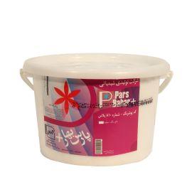 رنگ سفید نیم پلاستیک درجه 1 طرح جدید 810 پارس بهار
