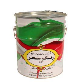 رنگ سفید 760 نیم براق حلب سحر