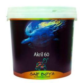 رنگ آکریلیک داخلی مات سیلیکونی Akril 60